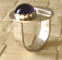 Ring - Amethyst