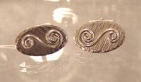 Manschettenknöpfe - Silber